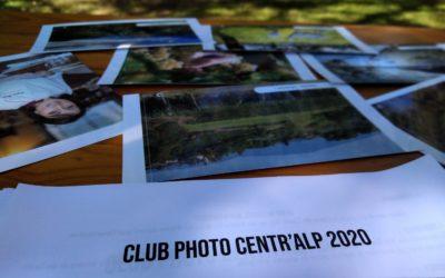 Club Photo Centr'alp 2020